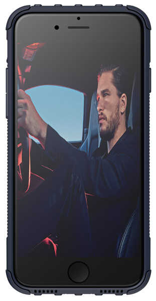 накладка Araree Wrangler FIT iPhone7 midnight blue