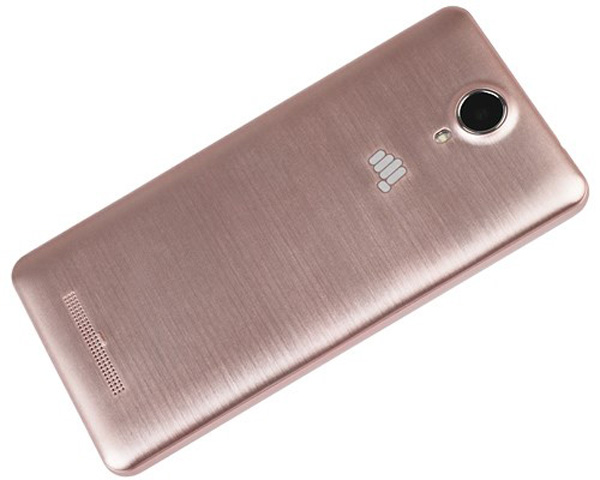 смартфон Micromax Canvas Spark 2 Pro Q351 copper gold
