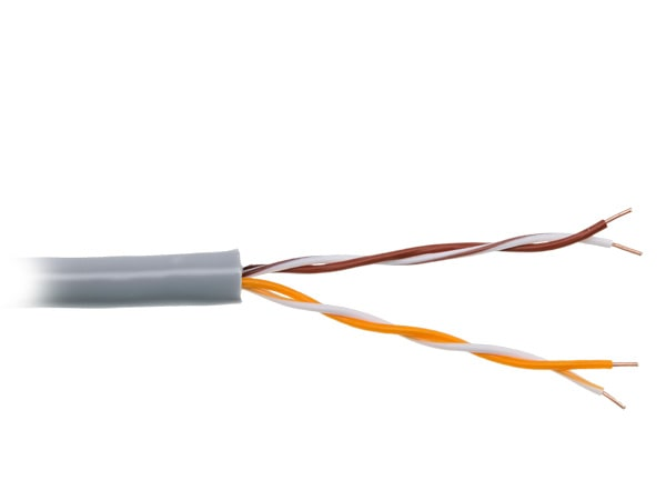 витая пара PROCONNECT UTP 2PR 24AWG CAT5e 305м