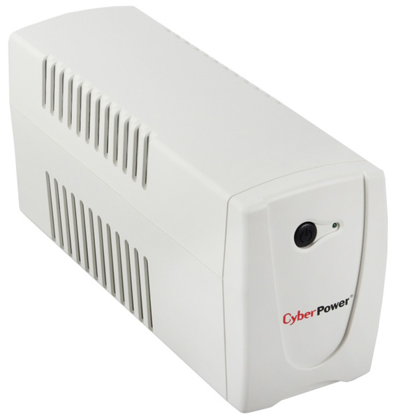 ИБП CyberPower VALUE500EI white