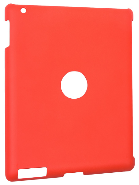 чехол iCover iPad 2 Rubber IA2-RF-CO coral