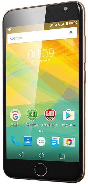 смартфон Prestigio GRACE R7 (7501) gold