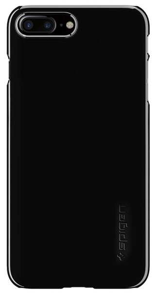 накладка Spigen для iPhone 7 Plus Thin Fit ultra black