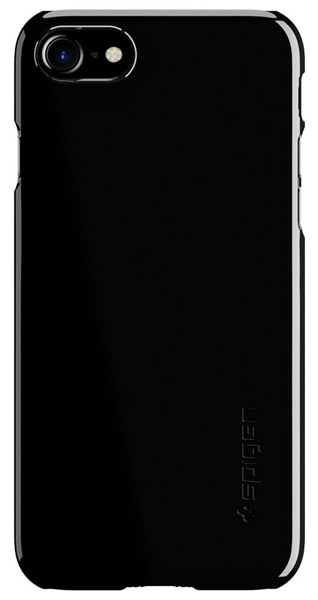накладка Spigen для iPhone 7 Thin Fit ultra black