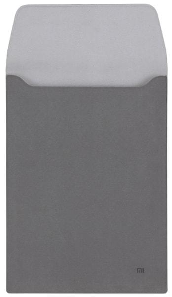 "чехол для ноутбука Xiaomi MI Laptop Sleeve Envelope 13.3"" grey"