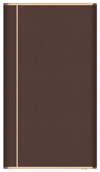 внешний аккумулятор Energizer Power Bank UE10009 10000 mAh Leather dark brown