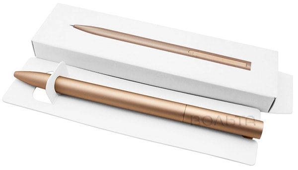 автоматическая ручка Xiaomi MI MiJia Metal Pen gold