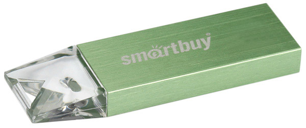 флешка USB SmartBuy U10 32Gb green