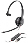 Гарнитура USB Plantronics BlackWire C310M (PL-С310M)