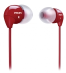 наушники Philips SHE3590RD