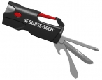 мультитул-брелок Swiss Tech Carabiner Multi-Tool 6-in-1