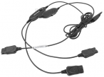 Шнур-разветвитель QD  Accutone Y-cord Training Cable - DT8