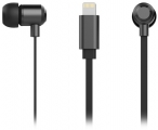 гарнитура для iPhone Rock Y8 Stereo Lightning Earphone