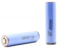 аккумулятор Samsung 18650 Li-Ion 3000 mAh, без защиты