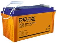 аккумулятор Delta DTM 12120 L