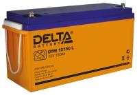 аккумулятор Delta DTM 12150 L