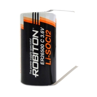 батарейка Robiton ER 26500-FT (C)