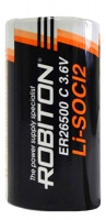 батарейка Robiton ER 26500 (C)