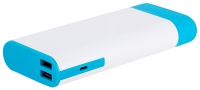 внешний аккумулятор Remax Power Bank Youth  RPL-19 10000 mAh white blue