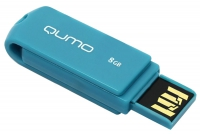 флешка USB QUMO Twist 8Gb