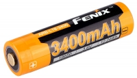 аккумулятор Fenix ARB-L18 18650 Li-Ion 3400mAh, защищенный