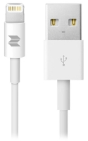 кабель передачи данных Rock Space S06 Lightning Charge & Sync round cable