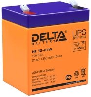 аккумулятор для ИБП Delta HR 12-21W
