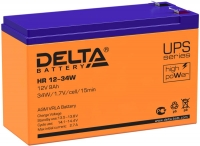 аккумулятор для ИБП Delta HR 12-34W