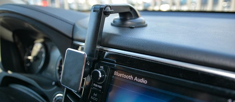 Магнитный держатель для телефона в машину Axper Magic Mount