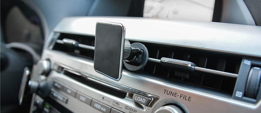 Магнитный держатель для телефона в воздуховод Axper Magic Vent