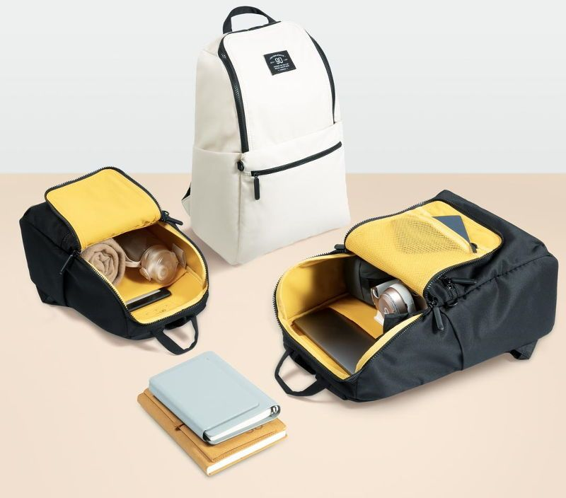 небольшой рюкзак для города Xiaomi 90Fun QINZHI CHUXING Leisure bag 10L