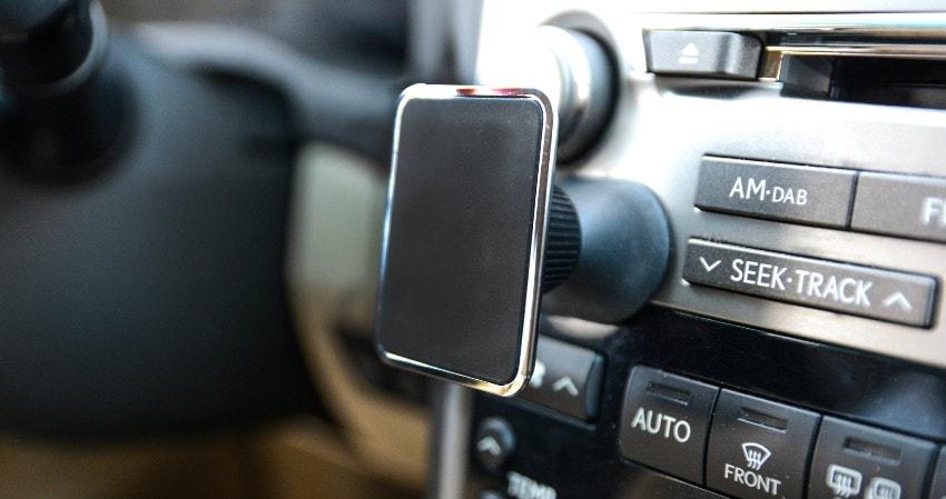 Автомобильный магнитный держатель Axper Magic Stick