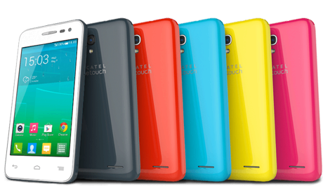 Alcatel OT5050X POP S3