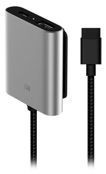 автомобильное зарядное устройство Xiaomi Car Charger QC 3.0 2USB