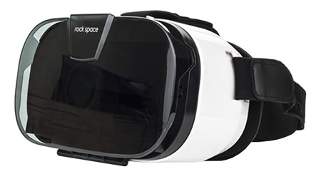 Rock S01 3D VR Headset white