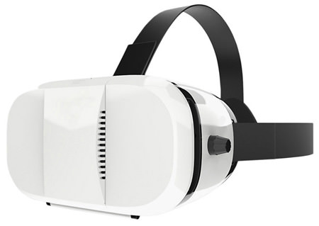 Rock Bobo 3D VR Headset white