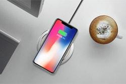 беспроводная зарядка для телефона Rock W4 ( DT-518Q) Quick Wireless Charge